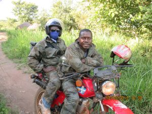 Our Vets from The Big Fix Uganda.
